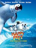 Affiche de Happy Feet
