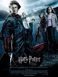 Affiche de Harry Potter et la coupe de feu