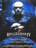 Affiche de Hellraiser 4