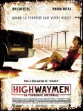 Affiche de Highwaymen : la poursuite infernale
