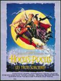 Affiche de Hocus Pocus : Les trois sorcières