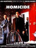 Affiche de Homicide