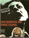 Affiche de Incidents de parcours