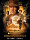 Affiche de Indiana Jones et le Royaume du Crâne de Cristal