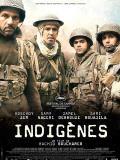 Affiche de Indigènes