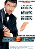 Affiche de Johnny English