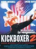 Affiche de Kickboxer 2: Le Successeur