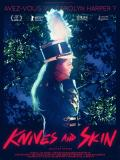 Affiche de Knives and Skin