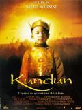Affiche de Kundun