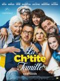 Affiche de La Ch'tite famille