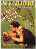 Affiche de La Chair et le Diable