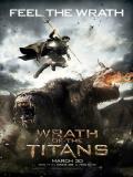 Affiche de La Colère des Titans