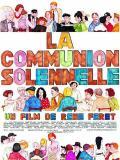 Affiche de La Communion solennelle