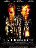 Affiche de La Disparue