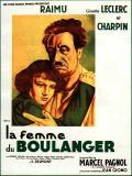 Affiche de La Femme du boulanger