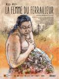 Affiche de La Femme du ferrailleur