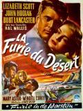 Affiche de La Furie du désert