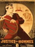 Affiche de La Justice des hommes