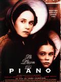Affiche de La Leçon de piano