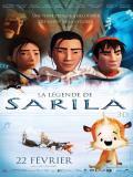 Affiche de La Légende de Sarila