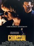 Affiche de La Loi criminelle