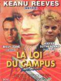 Affiche de La Loi du campus