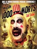 Affiche de La Maison des 1000 morts