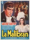 Affiche de La Malibran