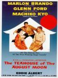Affiche de La Petite maison de thé