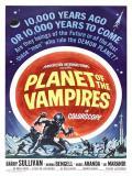 Affiche de La Planète des vampires