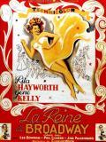 Affiche de La Reine de Broadway