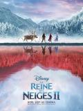 Affiche de La Reine des neiges 2