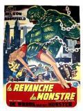 Affiche de La revanche de la creature