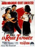 Affiche de La Rose tatouée