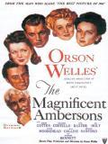 Affiche de La Splendeur des Amberson