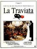 Affiche de La Traviata