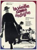 Affiche de La Vieille dame indigne