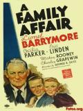 Affiche de La famille du Juge Hardy