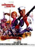 Affiche de La canonnière du Yang-Tsé