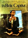 Affiche de La belle captive