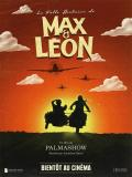 Affiche de La Folle Histoire de Max et Léon