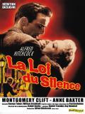 Affiche de La Loi du silence