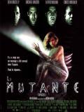 Affiche de La Mutante