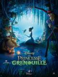 Affiche de La princesse et la grenouille