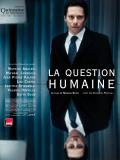 Affiche de La question humaine