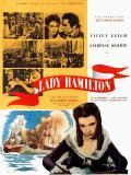 Affiche de Lady Hamilton