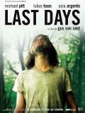 Affiche de Last Days
