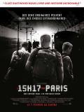 Affiche de Le 15h17 pour Paris