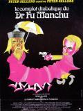 Affiche de Le Complot diabolique du Dr. Fu Manchu