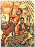 Affiche de Le Corsaire rouge